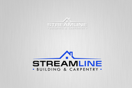 STREAMLINE building & carpentry Logo - Entry #164