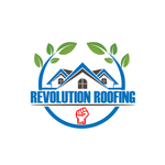 Revolution Roofing Logo - Entry #536