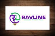 RAVLINE Logo - Entry #18
