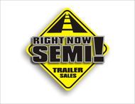 Right Now Semi Logo - Entry #19