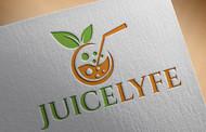 JuiceLyfe Logo - Entry #158