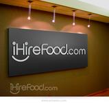 iHireFood.com Logo - Entry #24