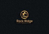 Rock Ridge Wealth Logo - Entry #77