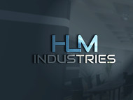 HLM Industries Logo - Entry #185