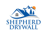 Shepherd Drywall Logo - Entry #177