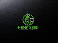 Hemp Seed Connection (HSC) Logo - Entry #148
