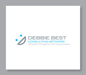 Debbie Best, Consulting Network Logo - Entry #35