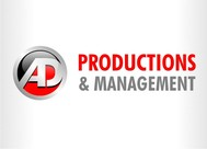 Corporate Logo Design 'AD Productions & Management' - Entry #130