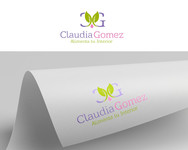 Claudia Gomez Logo - Entry #149