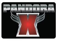 Pandora X Logo - Entry #44