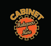 Cabinet Makeovers & More Logo - Entry #70