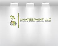 uHate2Paint LLC Logo - Entry #182