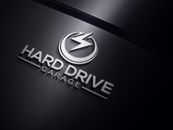 Hard drive garage Logo - Entry #136