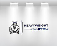 Heavyweight Jiujitsu Logo - Entry #286