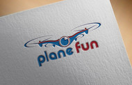 PlaneFun Logo - Entry #64