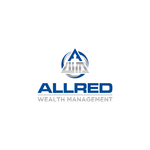 ALLRED WEALTH MANAGEMENT Logo - Entry #902