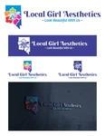 Local Girl Aesthetics Logo - Entry #110
