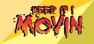 Keep It Movin Logo - Entry #158