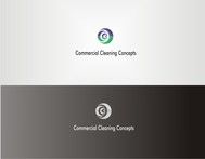 Commercial Cleaning Concepts Logo - Entry #11