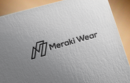 Meraki Wear Logo - Entry #364