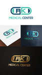 RK medical center Logo - Entry #104