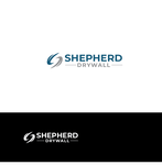 Shepherd Drywall Logo - Entry #35