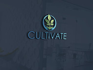 cultivate. Logo - Entry #102