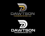 Dawson Transportation LLC. Logo - Entry #69