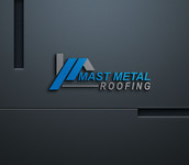 Mast Metal Roofing Logo - Entry #29
