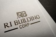RI Building Corp Logo - Entry #45