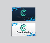 Cosmic Glazing Logo - Entry #99