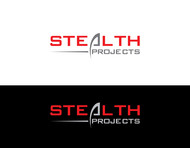 Stealth Projects Logo - Entry #103