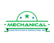 Mechanical Construction & Consulting, Inc. Logo - Entry #102