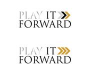Play It Forward Logo - Entry #136