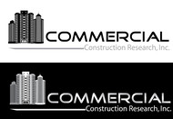 Commercial Construction Research, Inc. Logo - Entry #27
