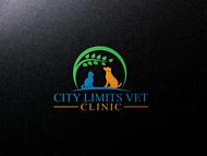 City Limits Vet Clinic Logo - Entry #62