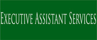 Executive Assistant Services Logo - Entry #158