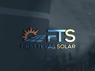 First Texas Solar Logo - Entry #103