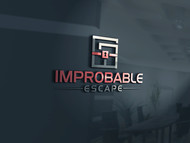 Improbable Escape Logo - Entry #83