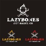Lazybones Hot Sauce Co Logo - Entry #70