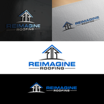 Reimagine Roofing Logo - Entry #323