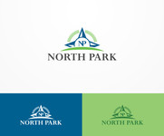 North Park Logo - Entry #63