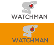 Watchman Surveillance Logo - Entry #11