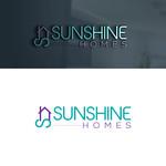 Sunshine Homes Logo - Entry #361
