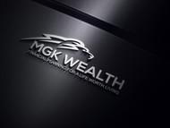 MGK Wealth Logo - Entry #306