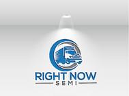 Right Now Semi Logo - Entry #163
