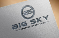 Big Sky Custom Steel LLC Logo - Entry #7