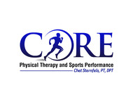 Core Physical Therapy and Sports Performance Logo - Entry #224