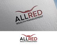 ALLRED WEALTH MANAGEMENT Logo - Entry #349