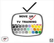 Move Up TV Training  Logo - Entry #42